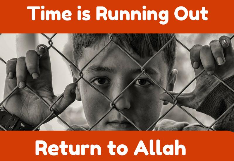return to Allah