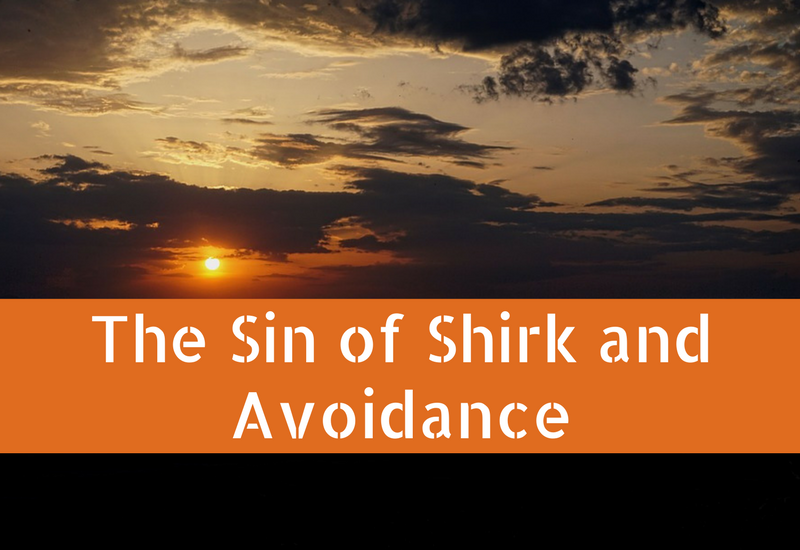 sin of shirk