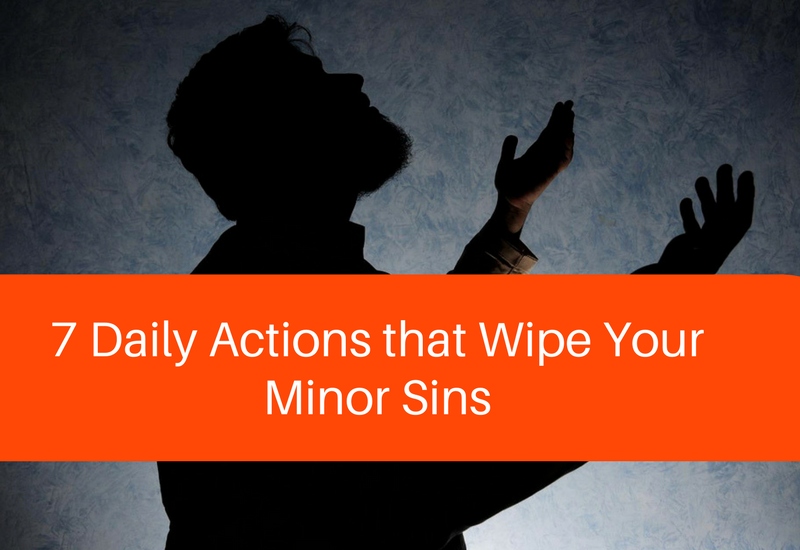 wipe your sins