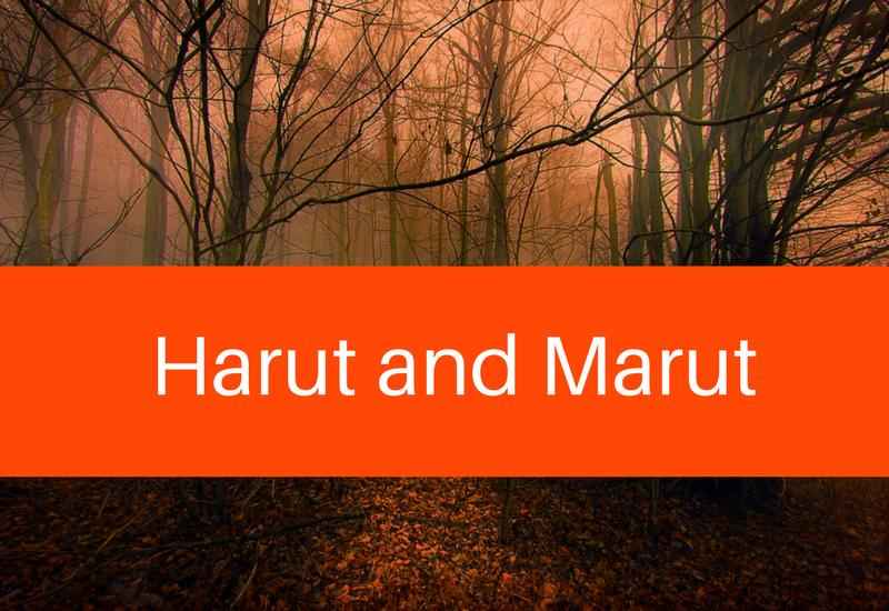 harut and marut
